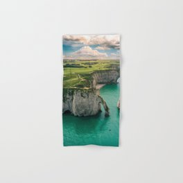 Elephant cliffs Hand & Bath Towel