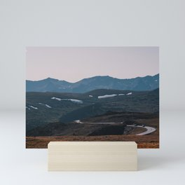 Rocky Mountains National Park Mini Art Print