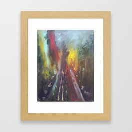 Revolution Framed Art Print