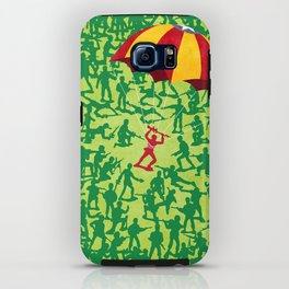 Captured! iPhone Case