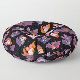 Bat Floor Pillow
