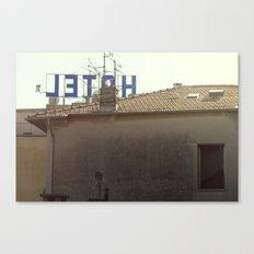 letoh Canvas Print