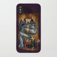 the goonies iPhone & iPod Cases featuring Goonies Never Say Die by Taylor Rose