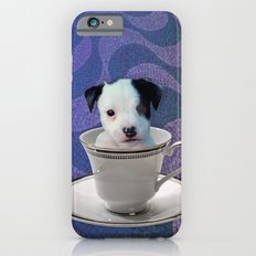 Pup in a Cup iPhone 6s Slim Case