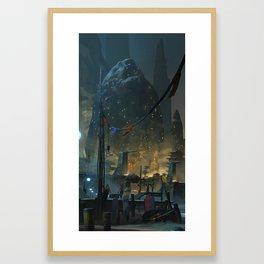 Ihana Framed Art Print