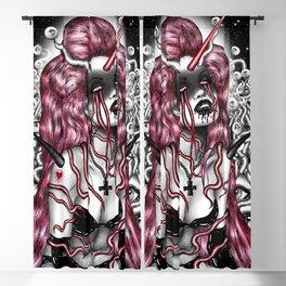 Tentacle Temptress Blackout Curtain