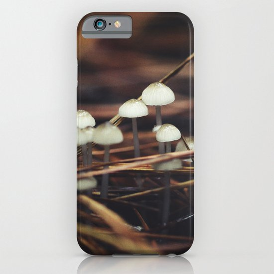 Tiny Umbrellas iPhone & iPod Case