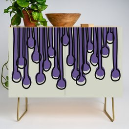 Running to you Ultra Violet Credenza