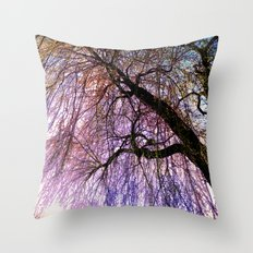 May Throw Pillow