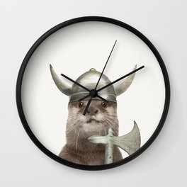 FLOKI Wall Clock