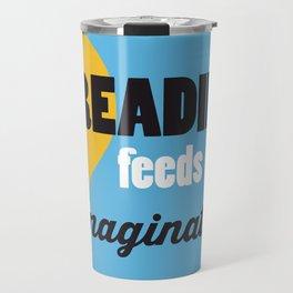 Imagination - Just Read Travel Mug