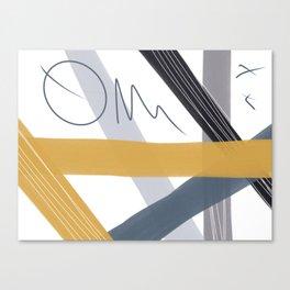 LINES 1.2 Canvas Print