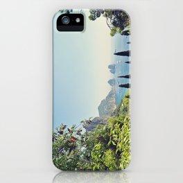 Capri Faraglioni  iPhone Case