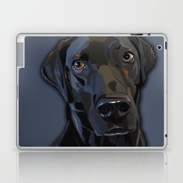 Jeb Lab Dog Laptop & iPad Skin