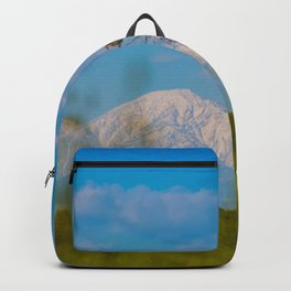 Out Standing in a Field Backpack