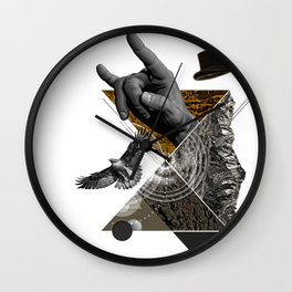 Like a nature Wall Clock