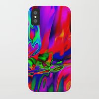 cracked iPhone & iPod Cases featuring Cracked by David  Gough