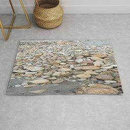 Beach Stones in Mediterranean Rug