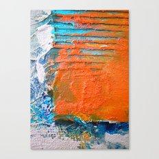COLOUR · SHAPE · DEPTH Canvas Print