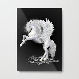 The Pegasus ..  StarFire .. fantasy horse Metal Print
