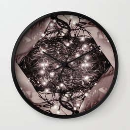 Body & Soul Wall Clock