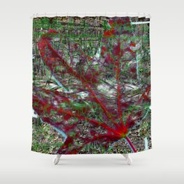 The Longing Shower Curtain