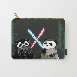 Panda Wars Carry-All Pouch