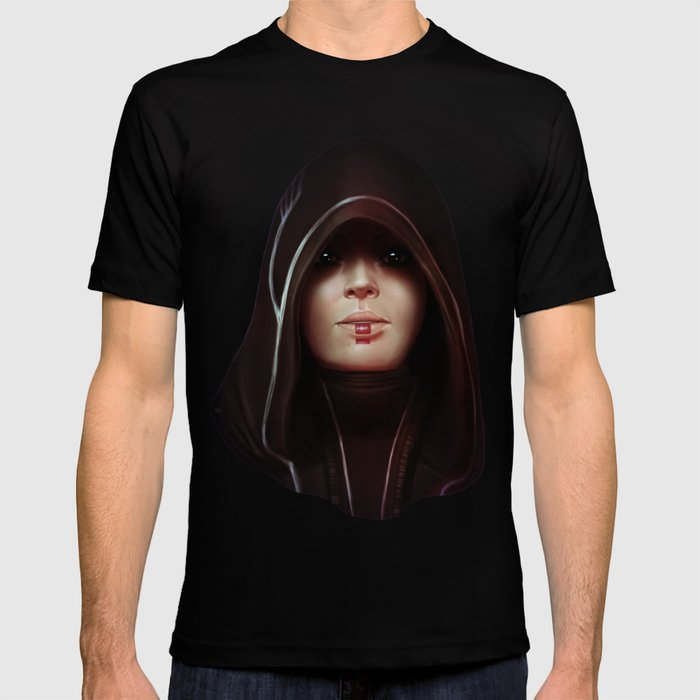 Mass Effect Kasumi Goto T Shirt By Ruthieee Society6