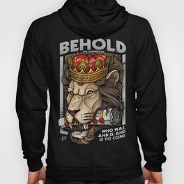 Behold The Conqueror Hoody