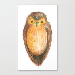 Owl & co. Canvas Print