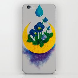 don´t forget me iPhone Skin