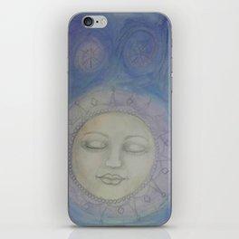 The Moon iPhone Skin
