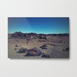 lavaland - three Metal Print