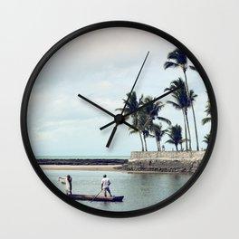 Sail | Arraial d'ajuda | Brazil Wall Clock