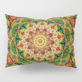 The Mandala Art #1 Pillow Sham