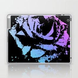 Splattered Rose Laptop & iPad Skin