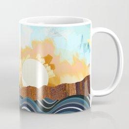 Summer Beach Sunset Coffee Mug