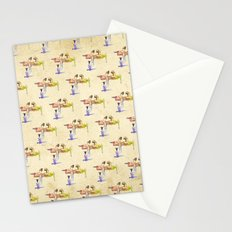 Industrial Clamp Stationery Cards