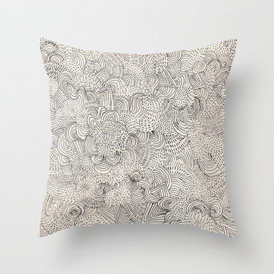 Infinite Love Throw Pillow