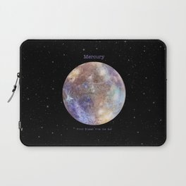 Mercury Laptop Sleeve
