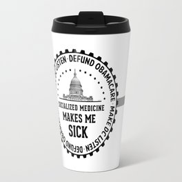 Make DC Listen Travel Mug