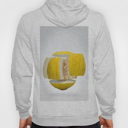 Flying Casaba Melon Hoody