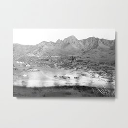 Pima County, Arizona. 1909 Metal Print