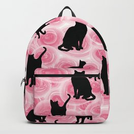 Rose paws Backpack