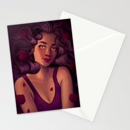 Persistent Petals Stationery Cards