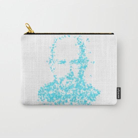 Breaking Bad - Blue Sky - Walter White - Heisenberg Carry-All Pouch