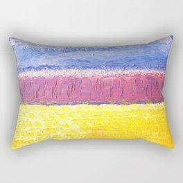 WaveFxn - Original Painting Prints Rectangular Pillow