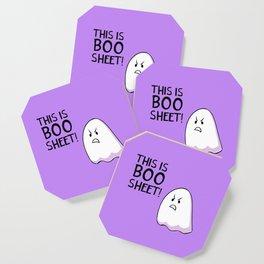 Grumpy Ghost Coaster