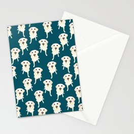 Pancake Pattern Stationery Cards
