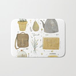 House of the True Bath Mat